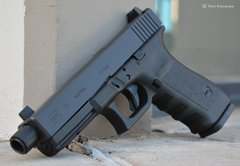 Glock 21 SF Threaded Barrel