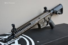 "LWRC M6IC-A5 10.5"" SBR Patriot Brown"