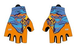 Num Ti Jah fingerless padded cycling glove