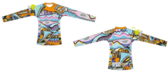 Glorious Ladies long sleeve rashguard SPF50