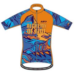 Num ti Jah cycling jersey