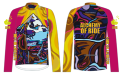 Transcendence Ladies Long sleeve jersey