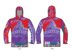 Colours of Assiniboine unisex 4 way stretch insulated softshell ski jacket