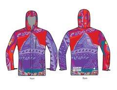 Colours of Assiniboine unisex 4 way stretch insulated softshell ski jacket