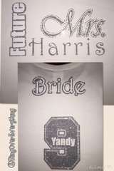 Custom Bridal Party Shirts