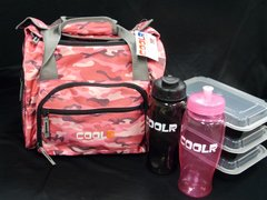 COOLR Convertible Pink Camo