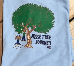 (b) Jesse Tree Journey VBS T-shirts