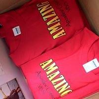 (b) Amazing Apostles' Creed VBS Tee Shirts