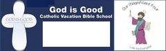 (h) St. Luke's VBS Promotion Banner