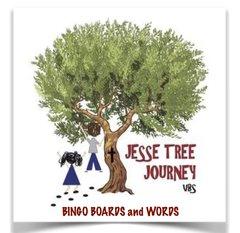 (b) Jesse Tree Journey VBS Bingo Game