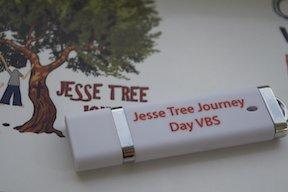 (a) Jesse Tree Journey Day VBS