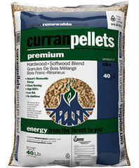 1 ton pallet Curran Wood Pellets