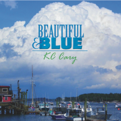 KC Cary - Beautiful and Blue - Personalized/Autographed by KC Cary