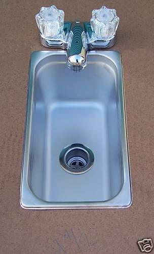 Small Drop In Hand Washing Sink Biz On Wheels Online