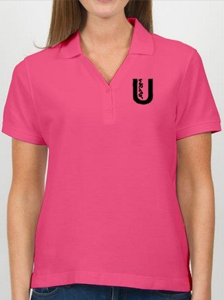 Women 39 S Custom Polo Untucked Wear