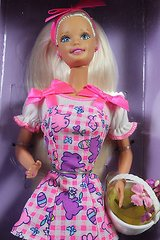 1996 Vintage New In Box-Special Edition Easter Barbie
