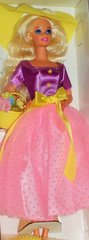 1995 Special Edition-First In Series-Spring Blossom Barbie Doll