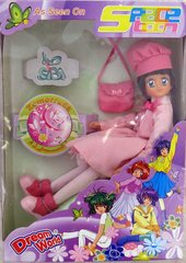 Modest Doll-Pre-teen Figure-Velcro-Nine Piece Outfit
