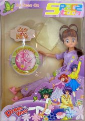Modest Doll-Pre teen Figure-With Velcro-Seven Piece Set