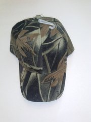 Green Camo Hardwoods Baseball Cap/Hat