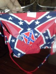 Rebel Flag / Confederate Flag Bikini