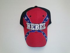 REBEL Hat/Cap - C1063- 100% Acrylic