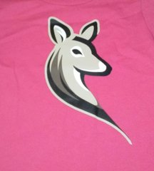 Doe-Hot Pink Infant T-Shirt