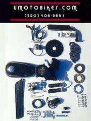 IGNITE (TM) 48CC 2-STROKE BICYCLE MOTOR KIT