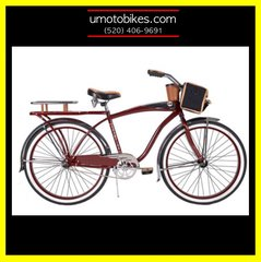 U-MOTO AMERICAN PRIDE TM CRUISER BICYCLE FOR 2-STROKE AND 4-STROKE 48CC 66CC 80CC BICYCLE MOTOR KITS