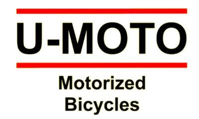 U-MOTO Motorized Bicycles