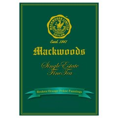 MACKWOODS SINGLE ESTATE BROKEN ORANGE PEKOE FANNINGS