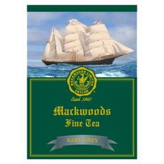MACKWOODS EARL GREY FLAVOURED 25 ENVELOPED TEA BAGS