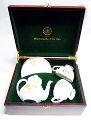 MACKWOODS FINE PORCELAIN TEA SET FOR TWO