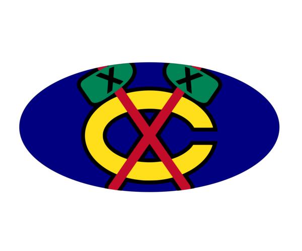 Blackhawks Emblem Overlay Set Emblem Overlays