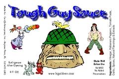 Tough Guy Sauce