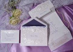 Wedding Invitations from Birchcraft