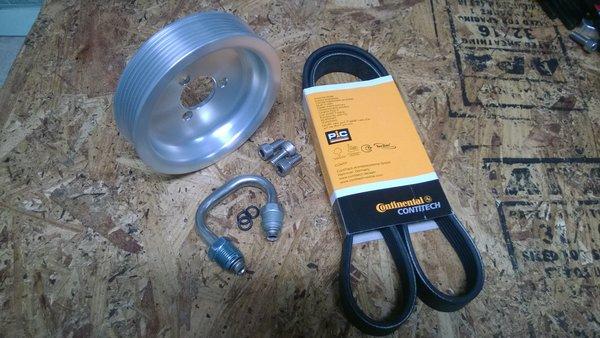 """MK3 Golf/Jetta Gas & Diesel """"De-Power"""" Steering Kit"""