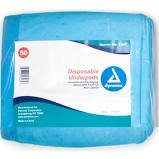 """Disposable Underpads 30"""" x 30"""" (105 Grams)"""