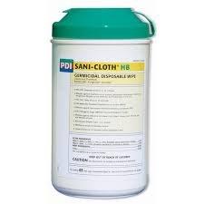 Sani-Cloth HB, Individual Packet XL