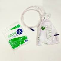 Advantage Urinary Drainage Bag, St. 2000 ml Bag