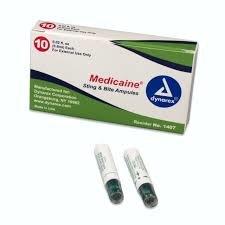 Medicaine Insect Bite (Ampule) - 6 cc