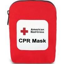 CPR Shield in Soft Case