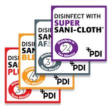 Sani-Cloth Super,LG
