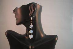 Sri Lanks Moonstone Earrings