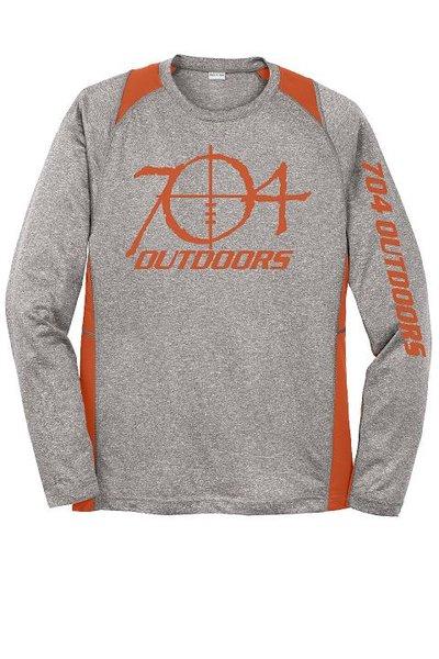704 Outdoors Long Sleeve Performance Shirt