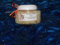 Orange Bath Salts