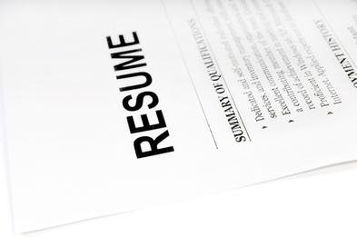 rush service resume review analysis revision rewrite resume