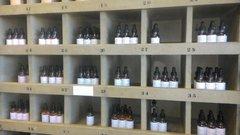 Cold/Flu Throat Syrup (4 oz. Bottle)