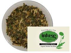 Organic Licorice Mint Tea