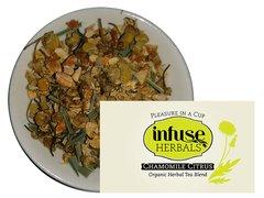 Organic Chamomile Citrus Tea
